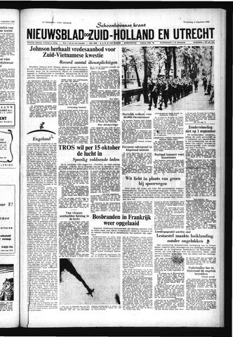 Schoonhovensche Courant 1965-08-04