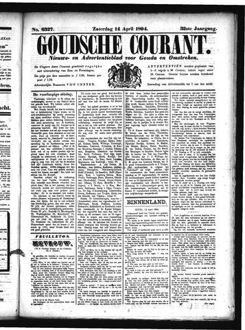 Goudsche Courant 1894-04-14