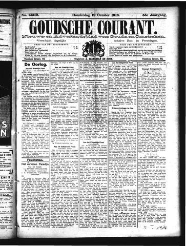 Goudsche Courant 1916-10-19
