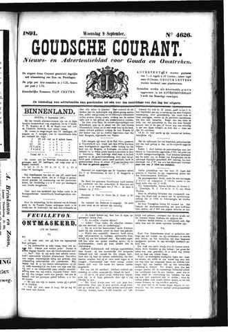 Goudsche Courant 1891-09-09