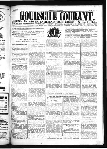 Goudsche Courant 1939-03-13