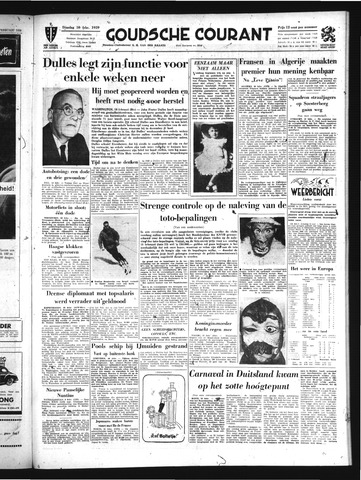 Goudsche Courant 1959-02-10