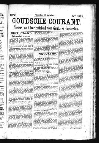 Goudsche Courant 1879-11-12