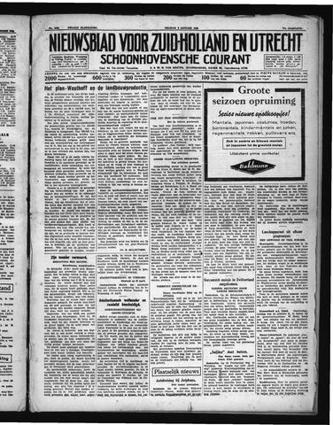 Schoonhovensche Courant 1939-01-06