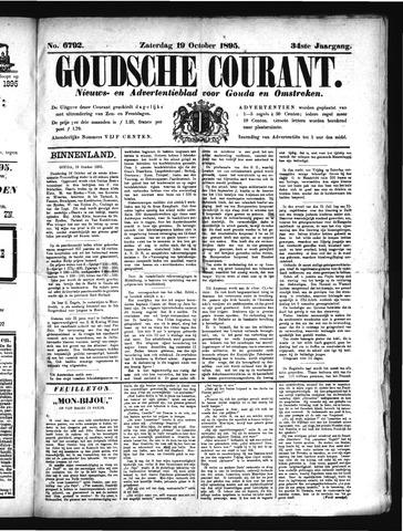 Goudsche Courant 1895-10-19