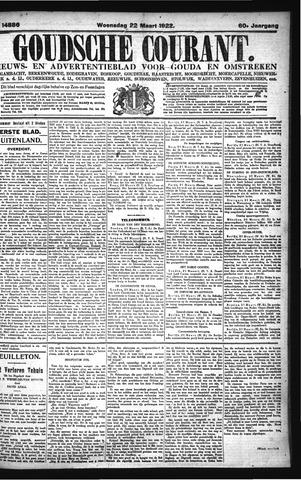Goudsche Courant 1922-03-22