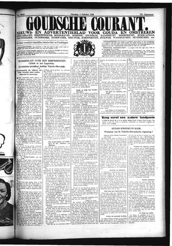 Goudsche Courant 1938-10-04