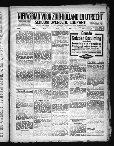 Schoonhovensche Courant 1938-01-07
