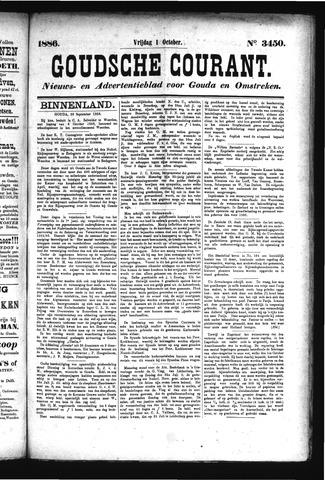 Goudsche Courant 1886-10-01