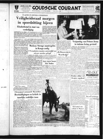 Goudsche Courant 1960-08-06