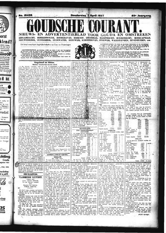 Goudsche Courant 1927-04-07