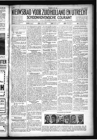 Schoonhovensche Courant 1932-05-09