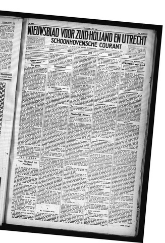 Schoonhovensche Courant 1930-05-05