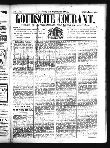 Goudsche Courant 1909-09-25