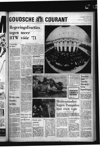 Goudsche Courant 1969-10-15