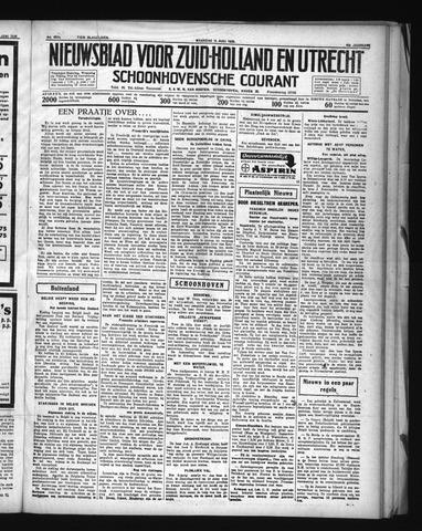 Schoonhovensche Courant 1936-06-15