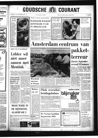 Goudsche Courant 1972-09-20