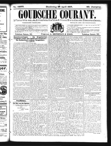 Goudsche Courant 1917-04-26