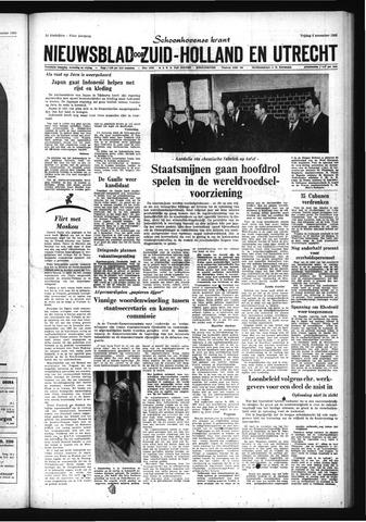 Schoonhovensche Courant 1965-11-05