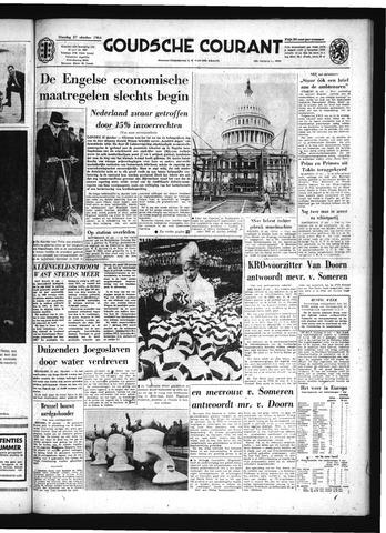 Goudsche Courant 1964-10-27