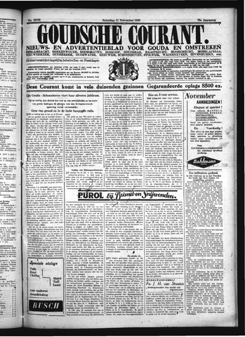 Goudsche Courant 1939-11-11