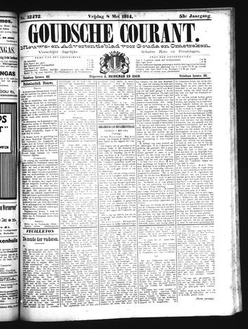 Goudsche Courant 1914-05-08
