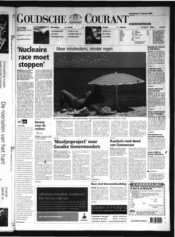 Goudsche Courant 2004-02-12