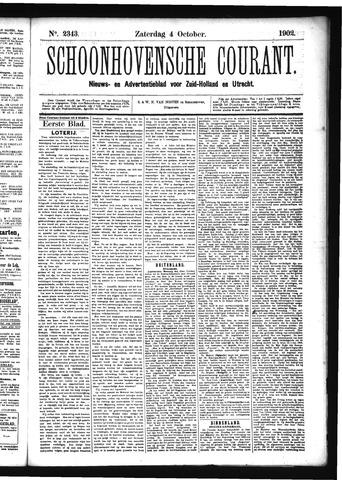 Schoonhovensche Courant 1902-10-04
