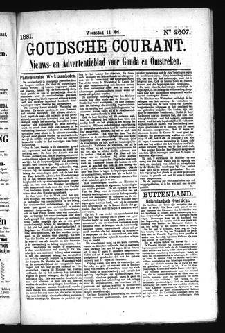 Goudsche Courant 1881-05-11