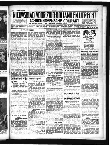 Schoonhovensche Courant 1939-12-20