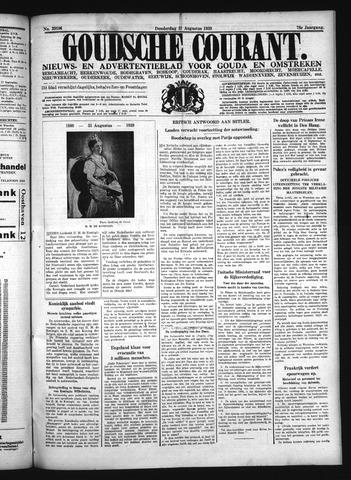 Goudsche Courant 1939-08-31