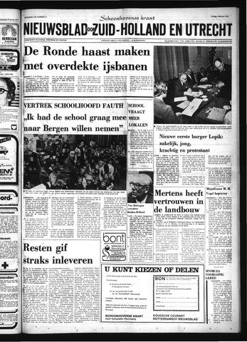 Schoonhovensche Courant 1974-02-01