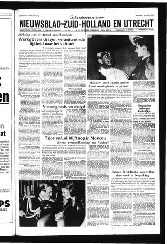 Schoonhovensche Courant 1964-11-09