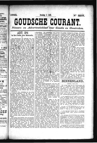 Goudsche Courant 1885-07-05