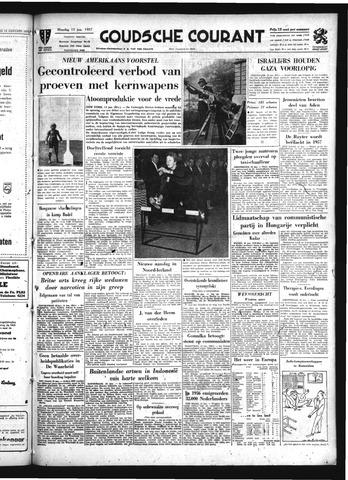 Goudsche Courant 1957-01-15