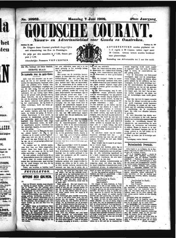 Goudsche Courant 1909-06-07