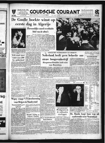 Goudsche Courant 1960-12-10