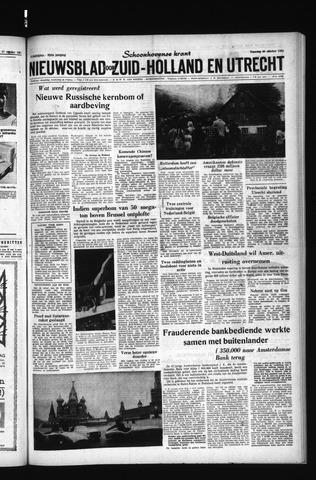 Schoonhovensche Courant 1961-10-30