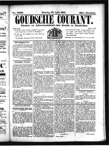 Goudsche Courant 1907-04-30