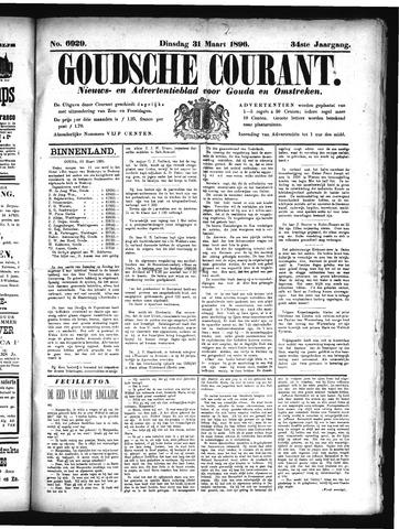Goudsche Courant 1896-03-31