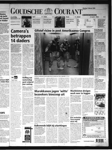 Goudsche Courant 2004-02-03