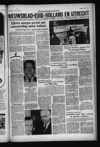 Schoonhovensche Courant 1967-03-03