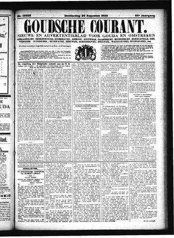 Goudsche Courant 1925-08-20