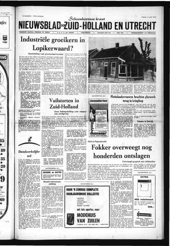 Schoonhovensche Courant 1972-04-21