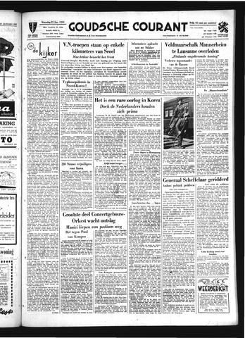 Goudsche Courant 1951-01-29