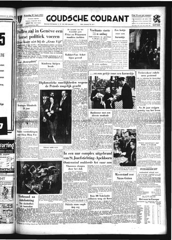 Goudsche Courant 1954-04-21