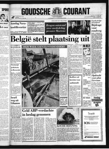 Goudsche Courant 1985-01-15