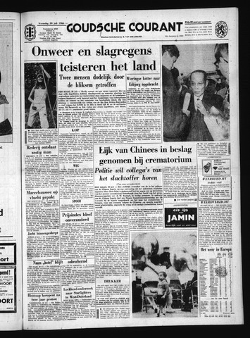 Goudsche Courant 1966-07-20