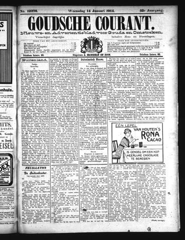 Goudsche Courant 1914-01-14
