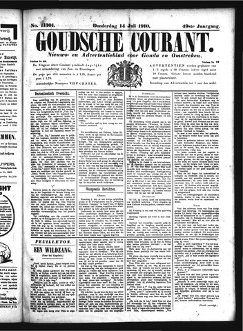 Goudsche Courant 1910-07-14